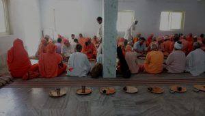 sadhu - Bhandara