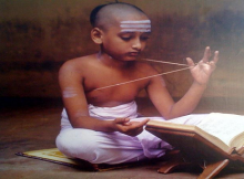tilak child