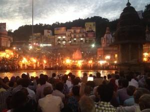 Ganga Aarti - Hardwar